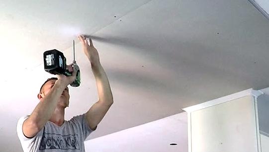 звукоизоляция потолка в монолитном доме